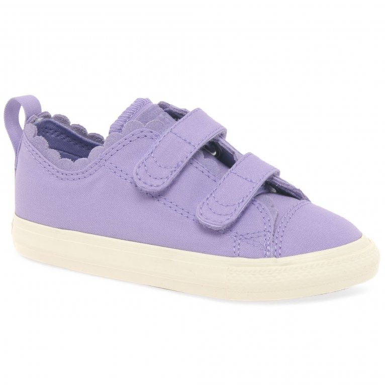 Converse All Star Oxford 2V Girls Infant Canvas Shoes