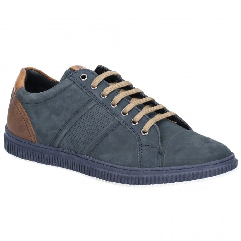 Base London Rubix Softy Mens Casual Lace Up Trainers