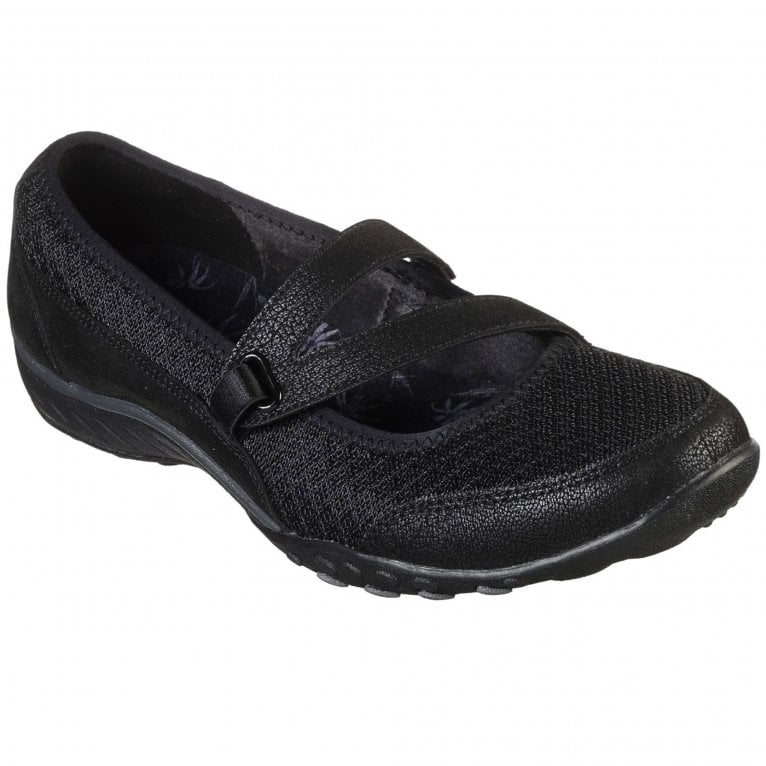 Skechers Breathe Easy Womens Casual Sports Shoes