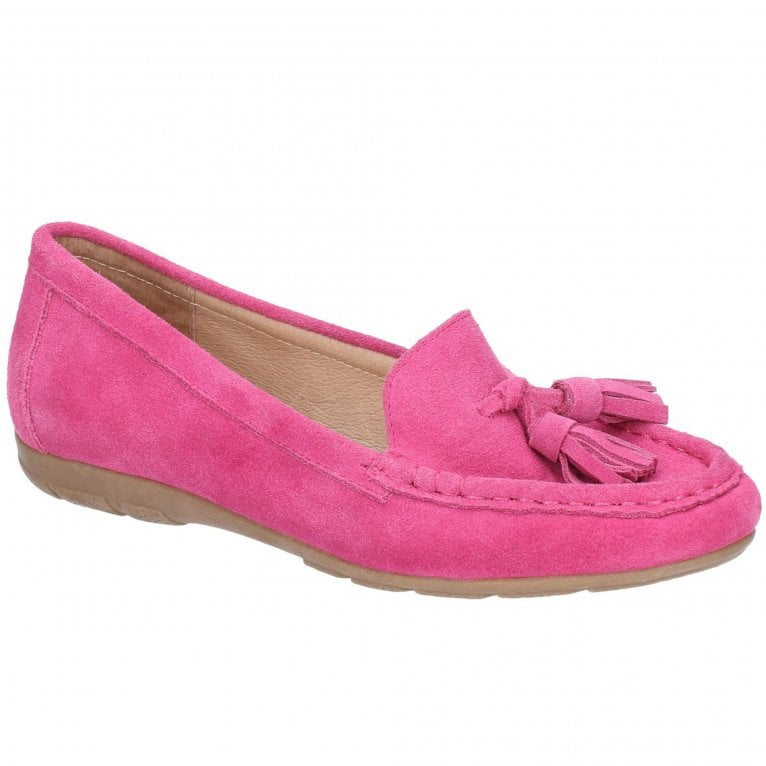 Hush Puppies Daisy Womens Moccasin Shoes