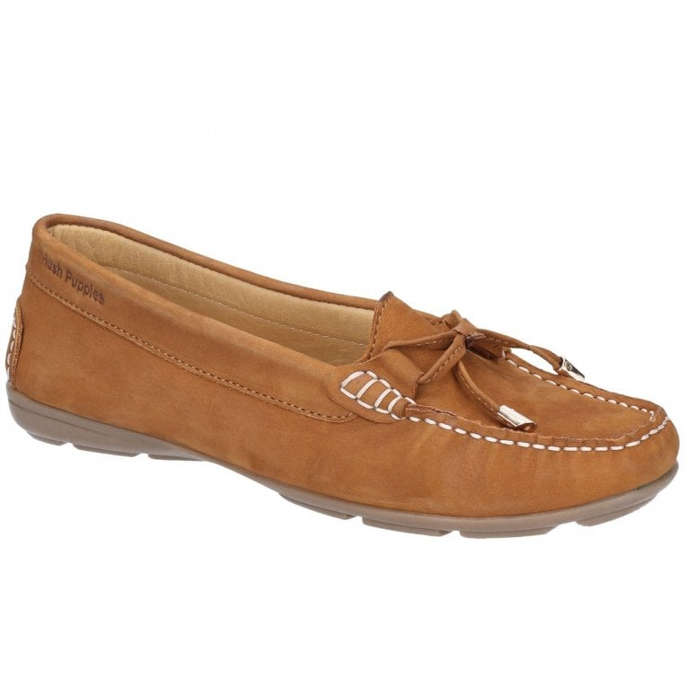 Hush Puppies Maggie Womens Moccasin Shoes
