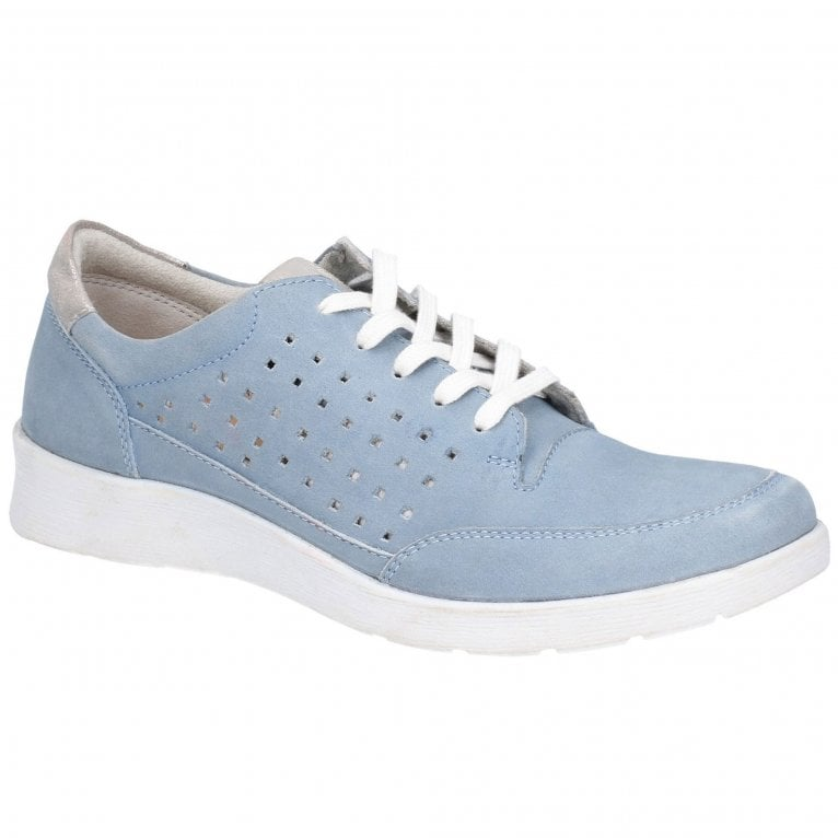 Hush Puppies Molly Womens Lace Up Trainers