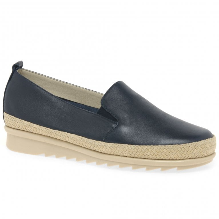 Padders Haze Womens Slip On Espadrille Shoes
