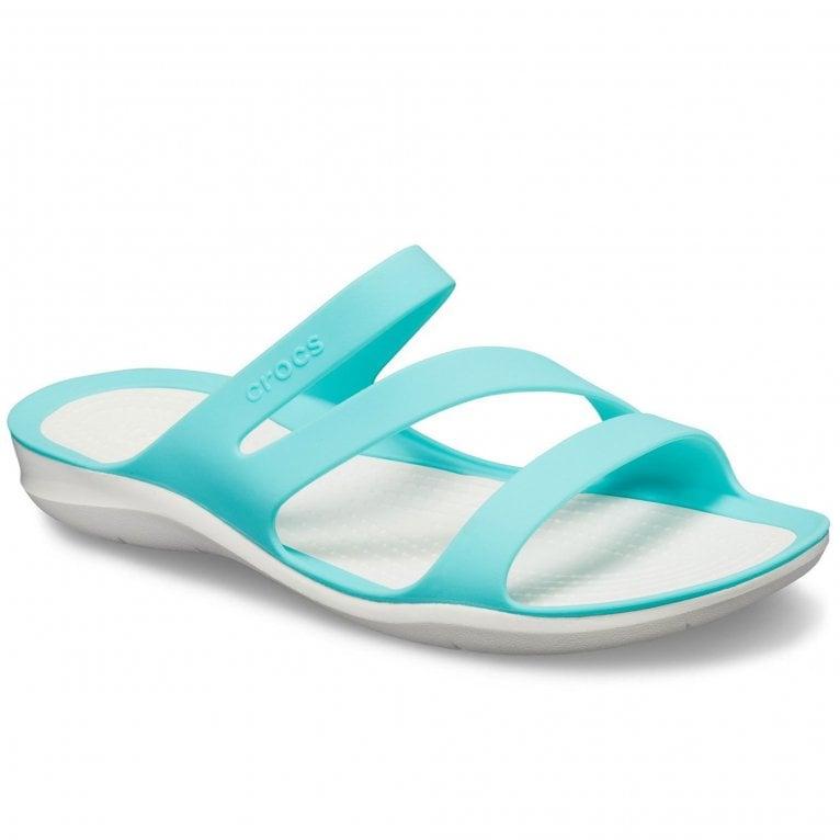Crocs Swiftwater Womens Slip On Sandals