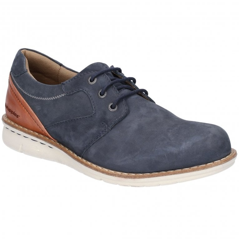 Hush Puppies Chase Mens Casual Lace Up Shoes