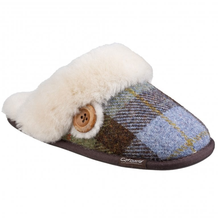 Cotswold Syerford Womens Slippers
