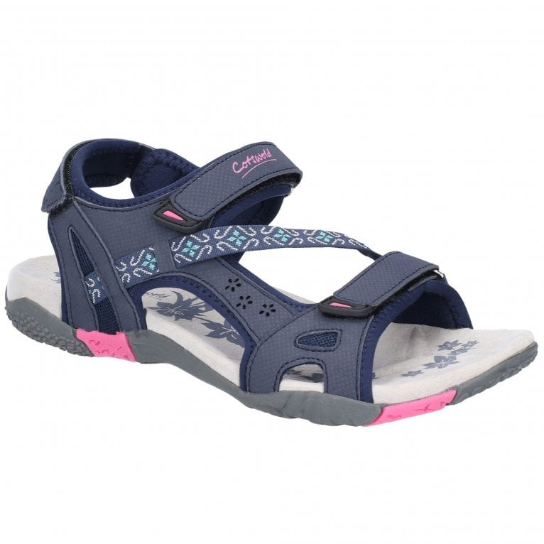 Cotswold Whichford Womens Riptape Sandals
