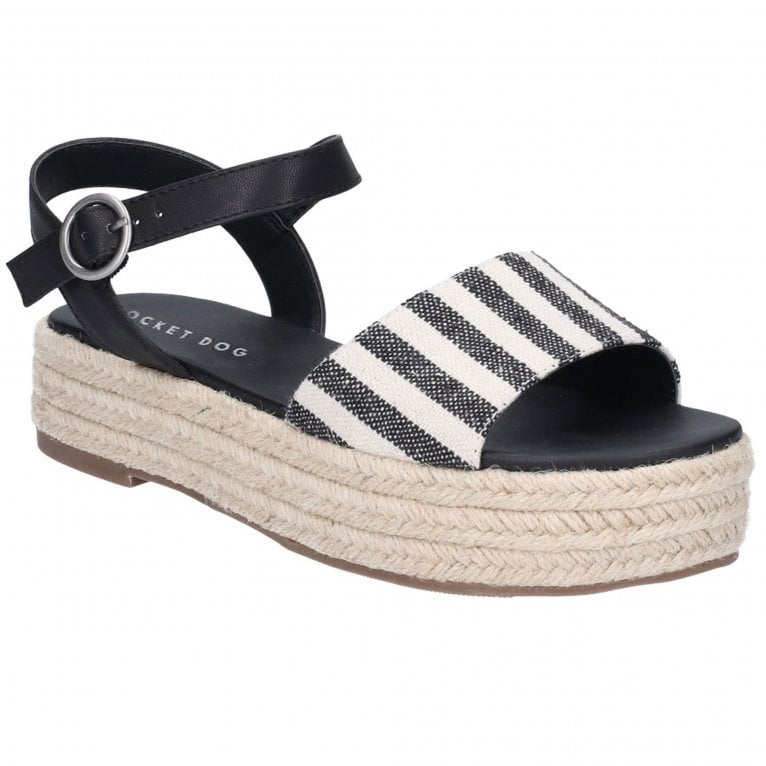 Rocket Dog Espee Olympus/Mickey Womens Platform Sandals