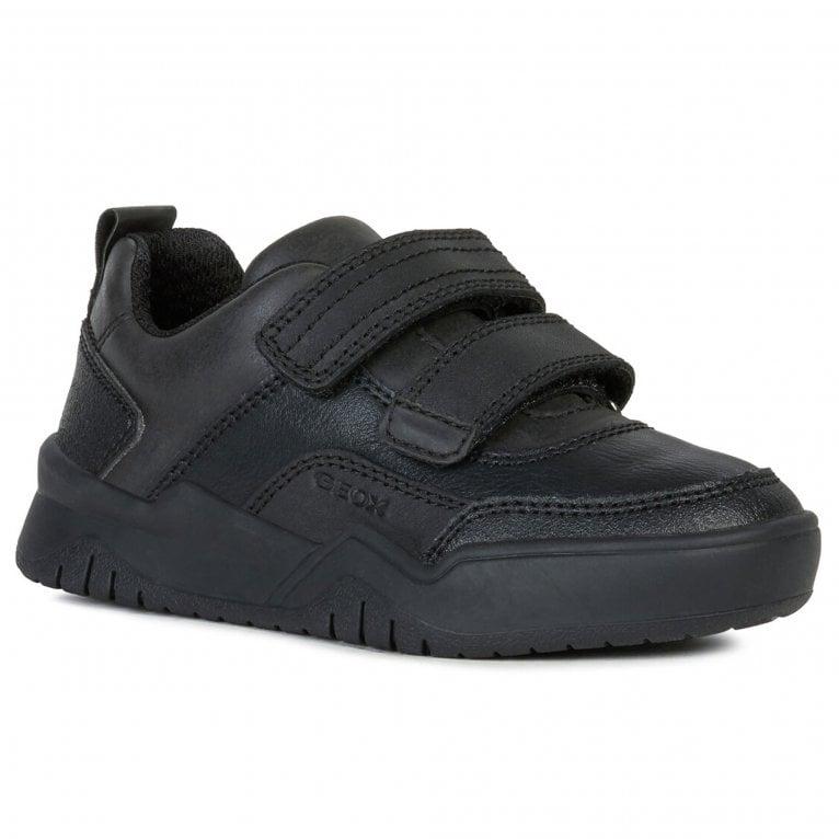 Geox Junior Perth Boys School Shoes