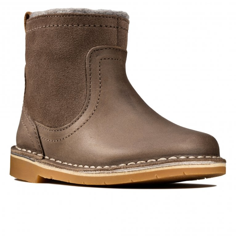 Clarks Comet Frost Girls Toddler Boots