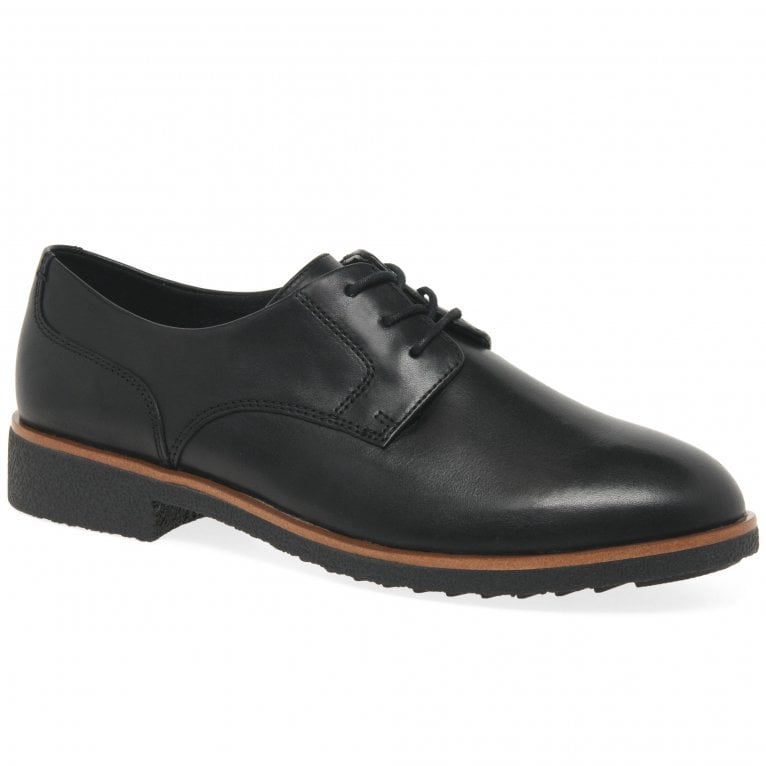 Clarks Griffin Lane Womens Casual Lace Up Shoes