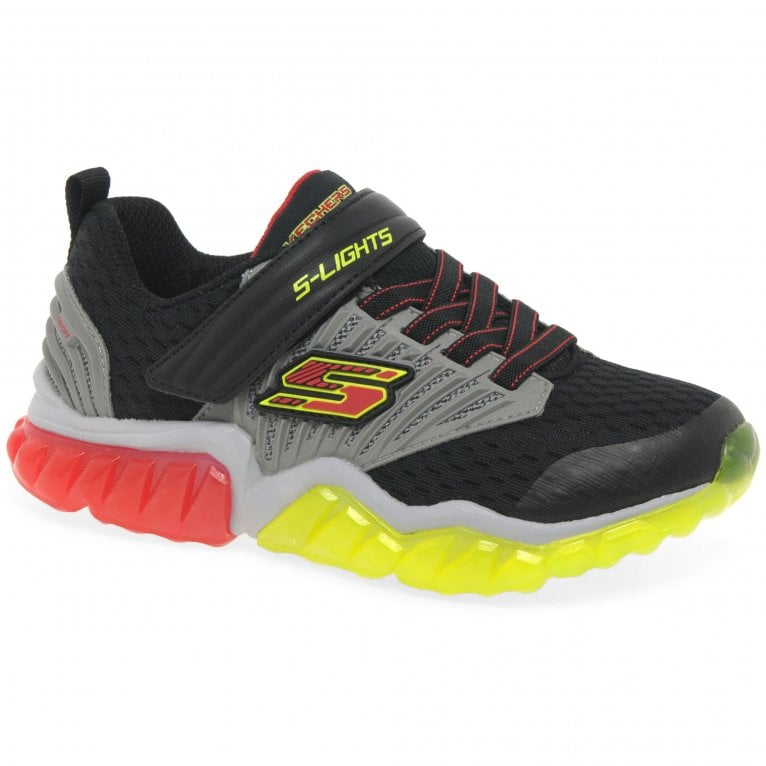 Skechers Rapid Flash Boys Sports Trainers