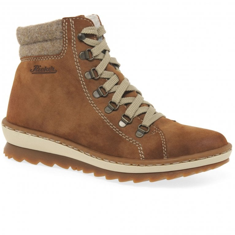 Rieker Woodland Womens Walking Boots