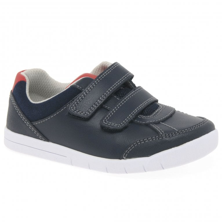 Clarks Emery Sky Boys Toddler Shoes