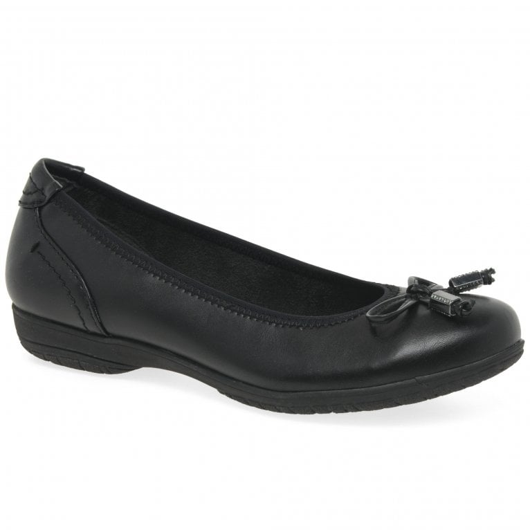 Soft Line (Jana) Barkle Womens Casual Ballet Pumps
