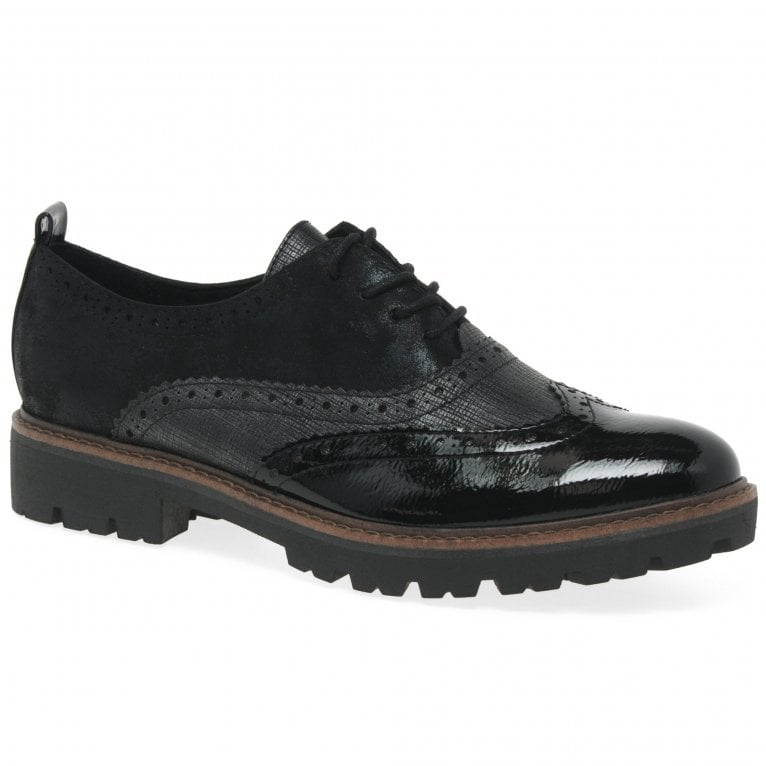 Marco Tozzi Meryl Womens Lace Up Brogues