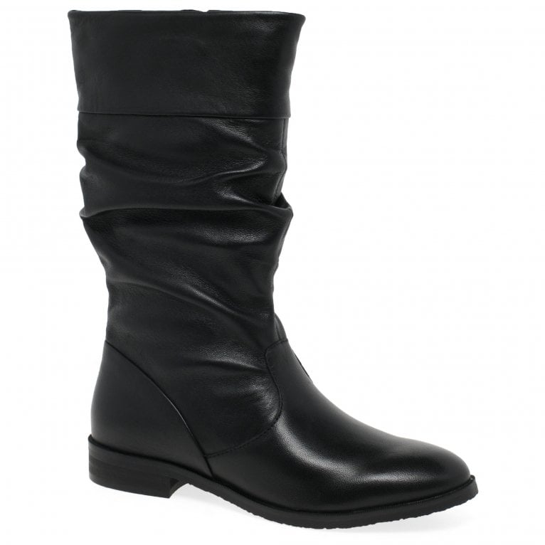 Caprice Evie Womens Calf Length Boots