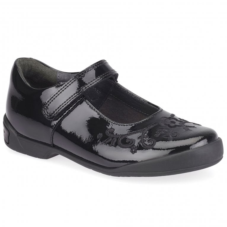 Start-Rite Hopscotch Girls Junior School Shoes