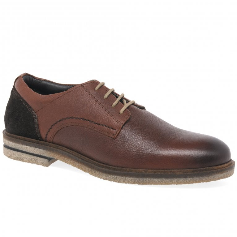 Josef Seibel Stanley 04 Mens Leather Lace Up Derby Shoes