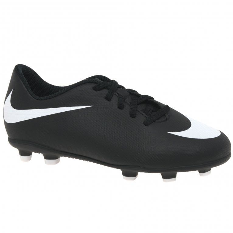 Nike Bravata II Firm Ground Boys Junior Football Boots