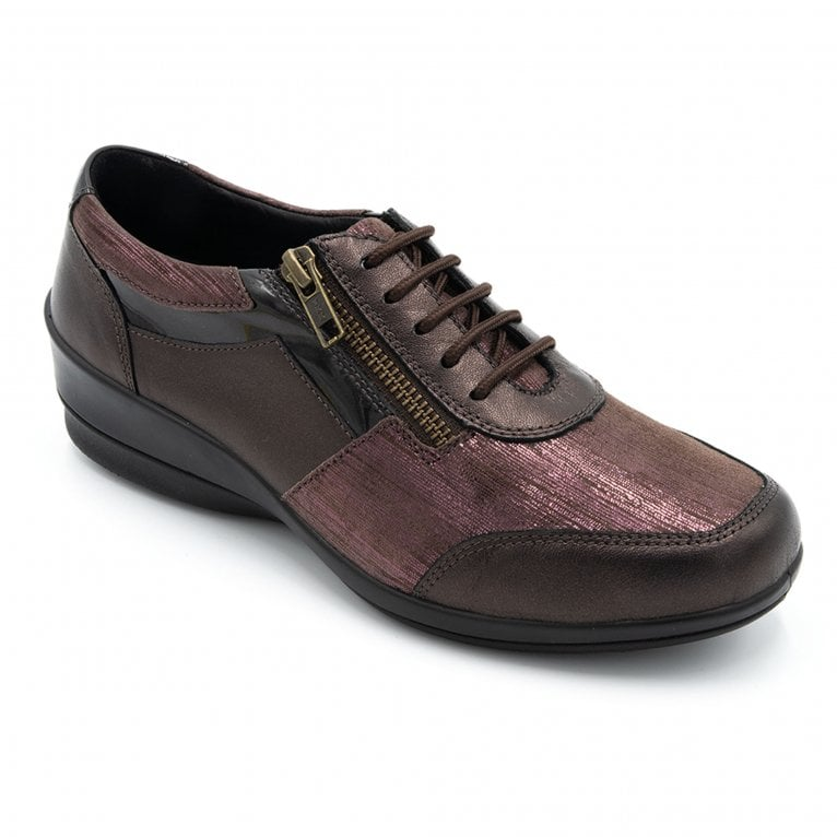Padders Steffi Womens Casual Lace Up Shoes