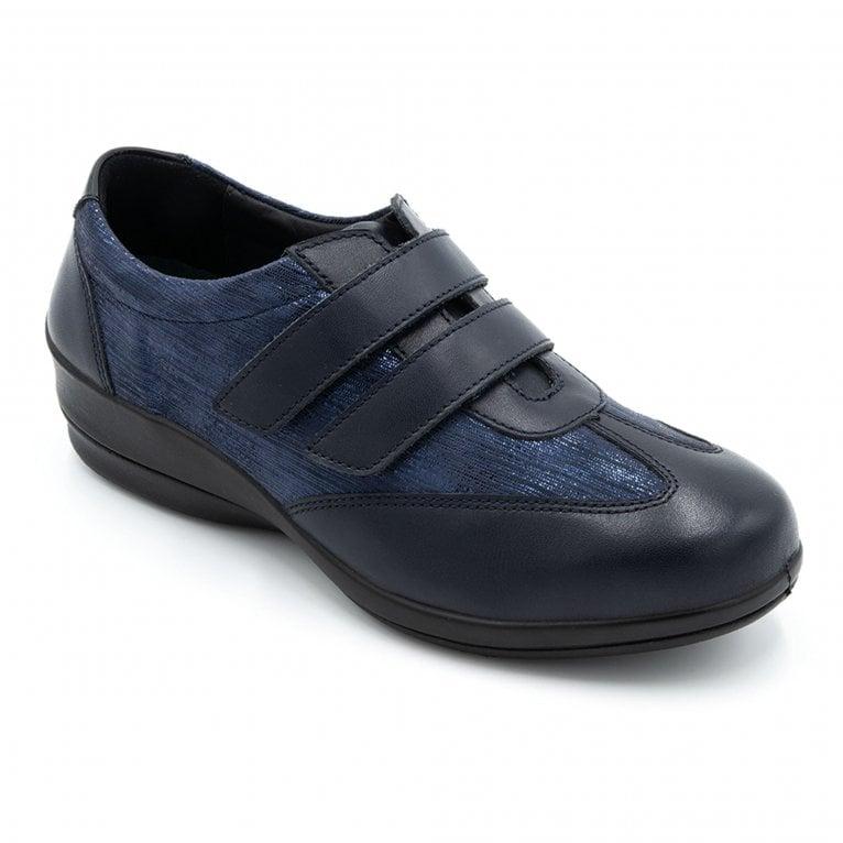 Padders Sadie Womens Casual Riptape Shoes