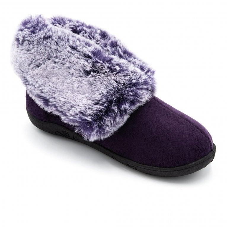 Padders Esme Womens Full Slippers