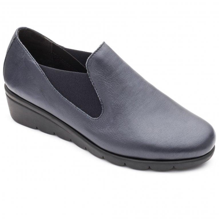 Padders Dawn Casual Wedge Heel Shoes