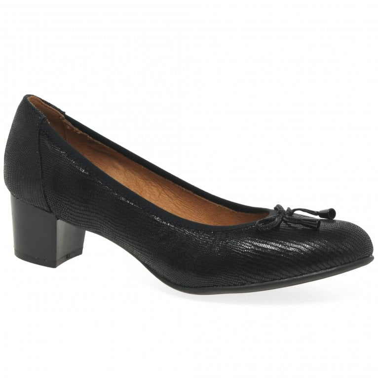 Caprice Wilma Womens Court Shoes