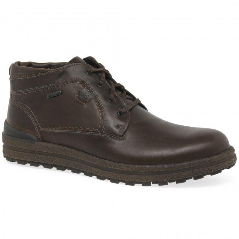 Josef Seibel Emil 59 Mens Waterproof Leather Boots