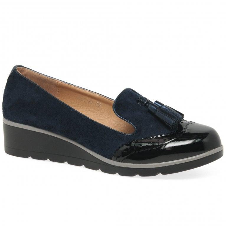 Lunar (GRS) Karina Womens Tassel Loafers