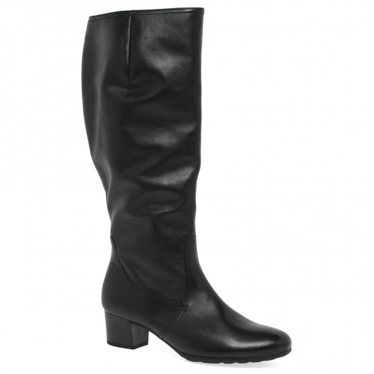 Gabor Madrid (XL) Womens Knee-Length Boots