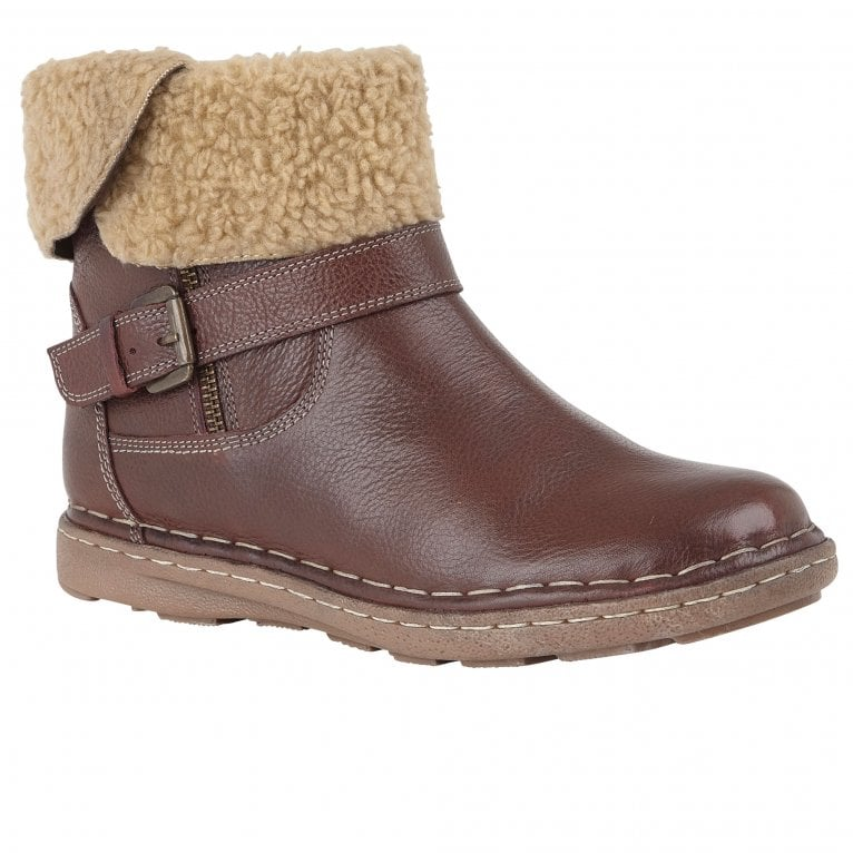 Lotus Ali Womens Ankle Boots