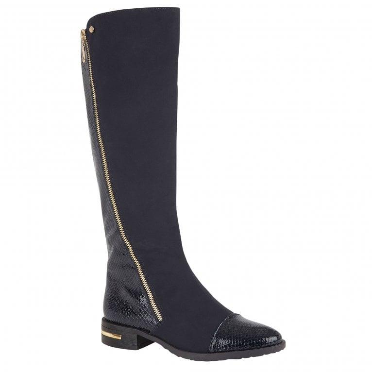Lotus Pontal Womens Knee High Boots
