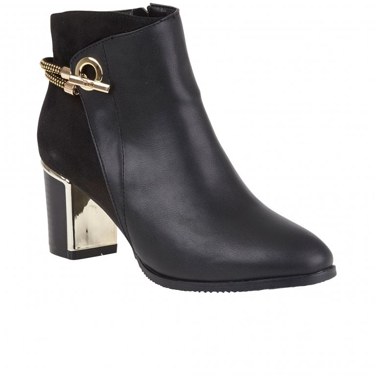 Lotus Honey Womens Ankle Boots