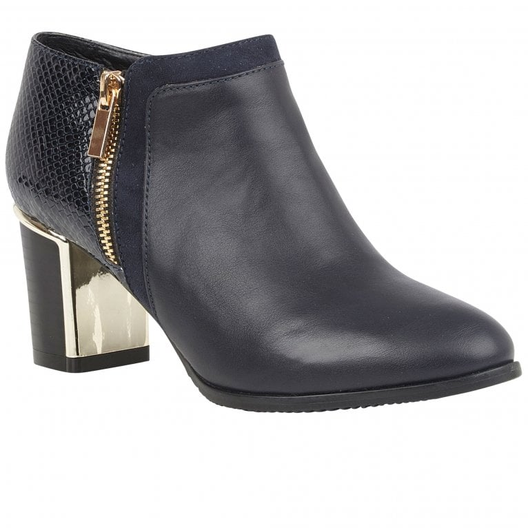 Lotus Chloe Womens Ankle Boots