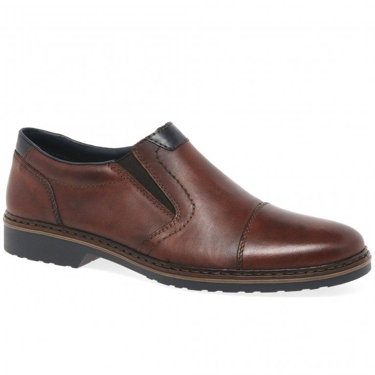 Rieker Cleremont Mens Formal Slip On Shoes