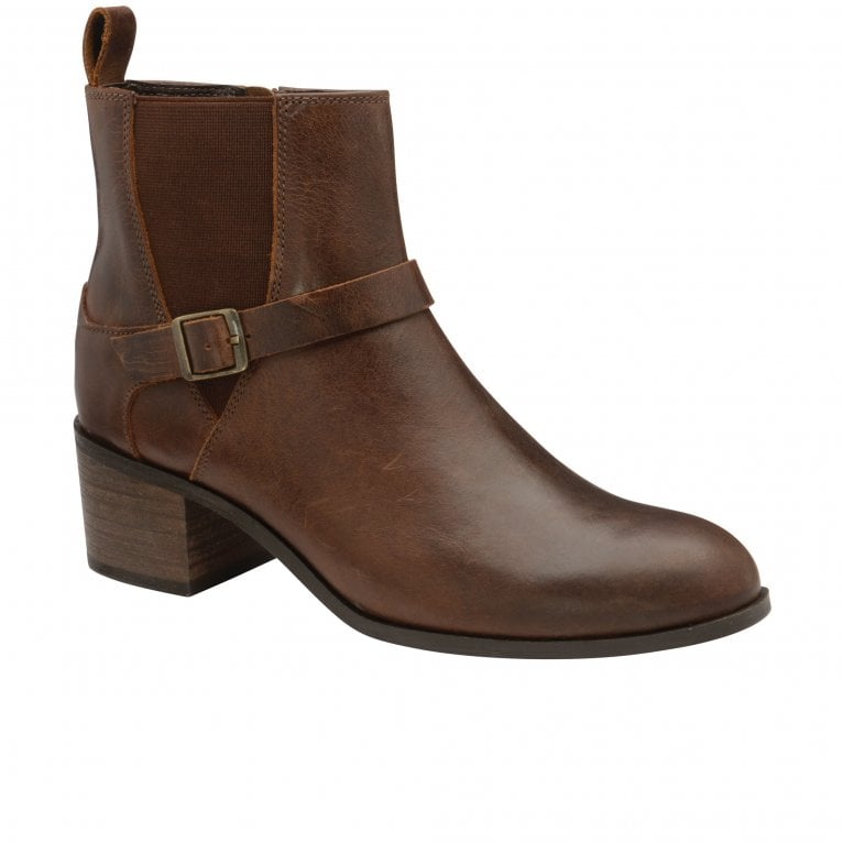 Ravel Kingsley Womens Ankle Boots