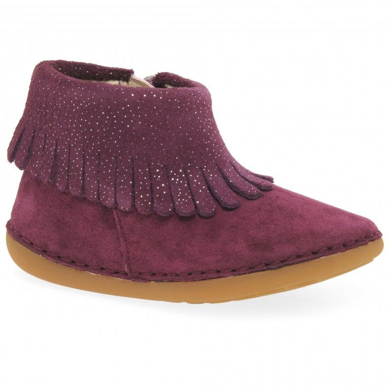 Clarks Skylark Form Girls Toddler Boots