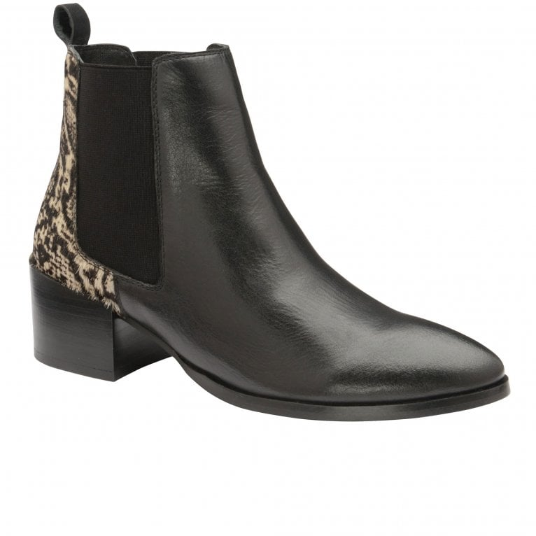 Ravel Saxman Womens Ankle Boots