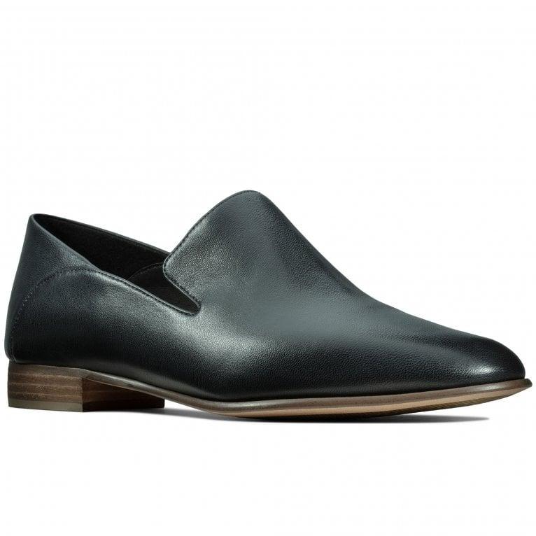 Clarks Pure Viola Flat Womens Shoes
