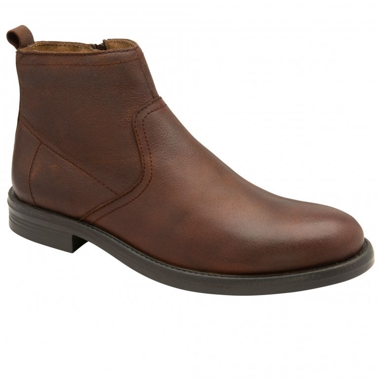 Frank Wright Charny Mens Ankle Boots
