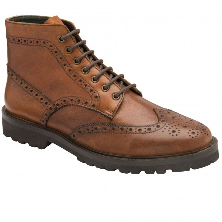 Frank Wright Pine Mens Ankle Boots