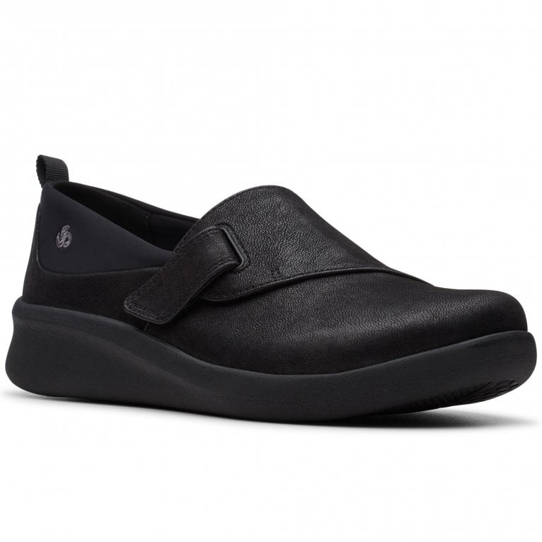 Clarks Sillian2.0Ease Womens Flat Shoes