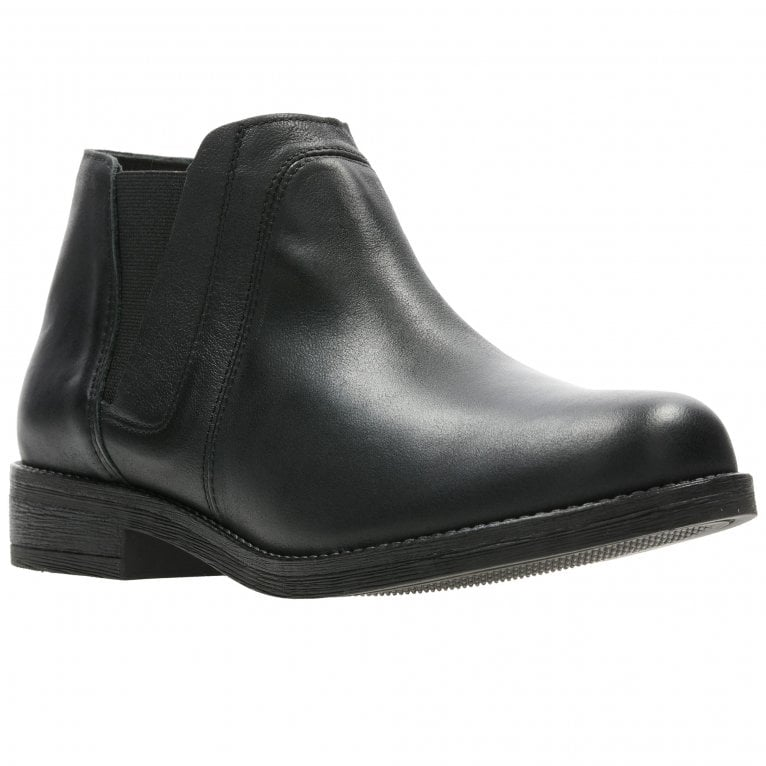Clarks Demi Beat Womens Ankle Boots