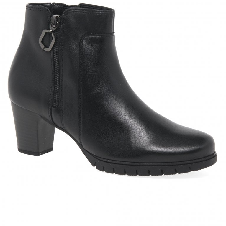 Gabor Hero Womens Ankle Boots