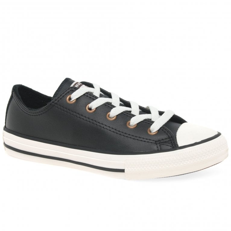 Converse All Star Oxford Mission Warmth Girls Junior Shoes