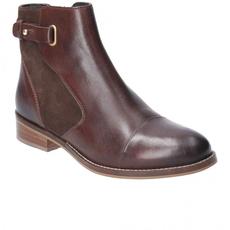 Hush Puppies Hollie Womens Ankle Boots