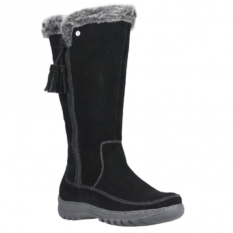 Hush Puppies Mabel Womens Knee High Boots