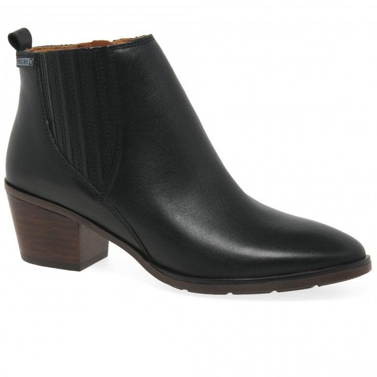 Pikolinos Huelma Womens Chelsea Boots